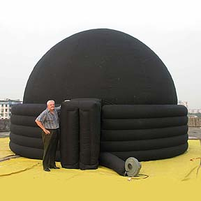 Mobile Planetariums