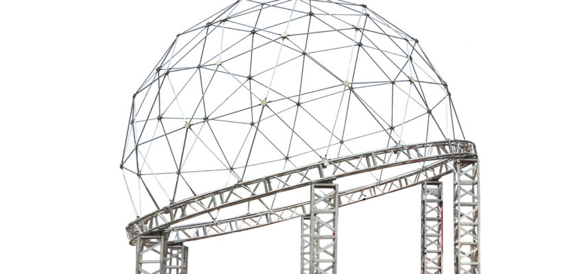Geo-Go-Dome Portable Domes: A New Application of the Geodesic Dome
